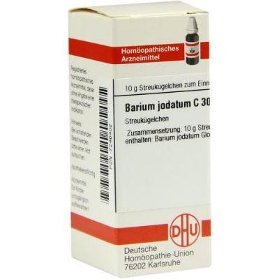 Barium Jodatum C 30 Globuli  bei apo-discounter.de bestellen