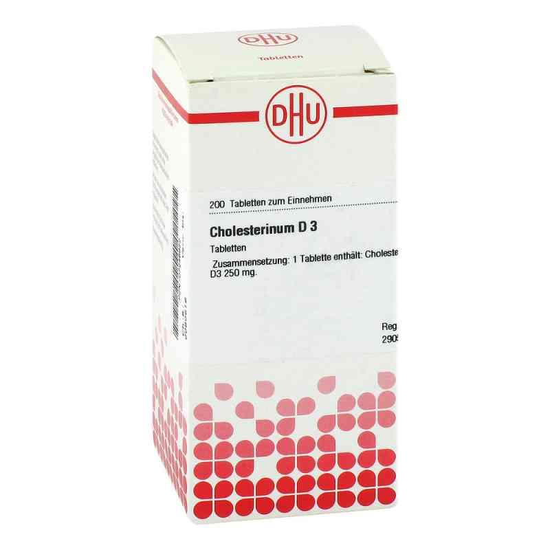 Cholesterinum D3 Tabletten  bei apo-discounter.de bestellen