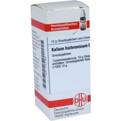 Kalium Bichromicum C 1000 Globuli  bei apo-discounter.de bestellen