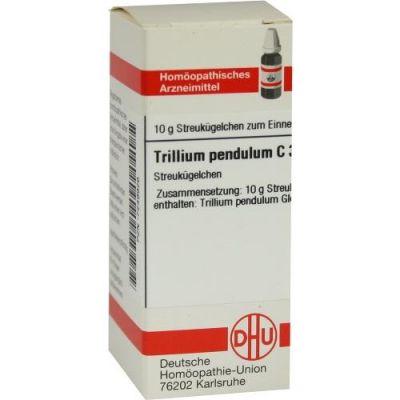 Trillium Pendulum C 30 Globuli  bei apo-discounter.de bestellen