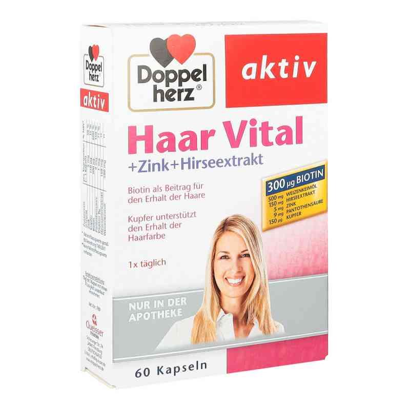 Doppelherz Haar Vital+zink+hirseextrakt Kapseln  bei apo-discounter.de bestellen