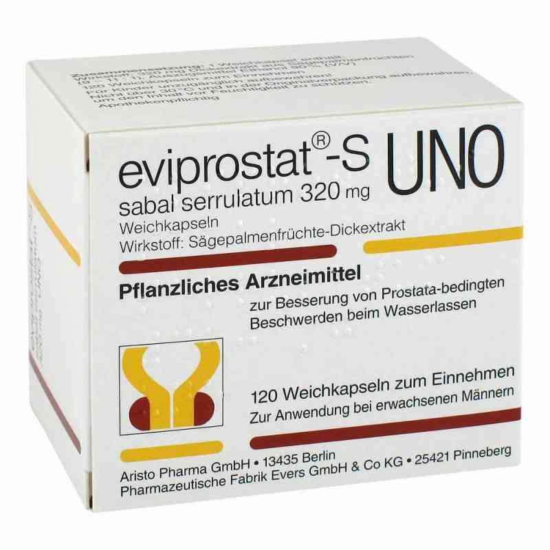 Eviprostat-S Sabal serrulatum 320 Uno  bei apo-discounter.de bestellen