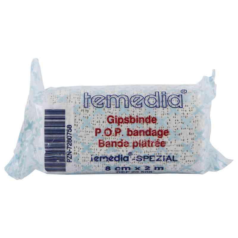 Gipsbinde Temedia spezial 2 m x 8 cm  bei apo-discounter.de bestellen