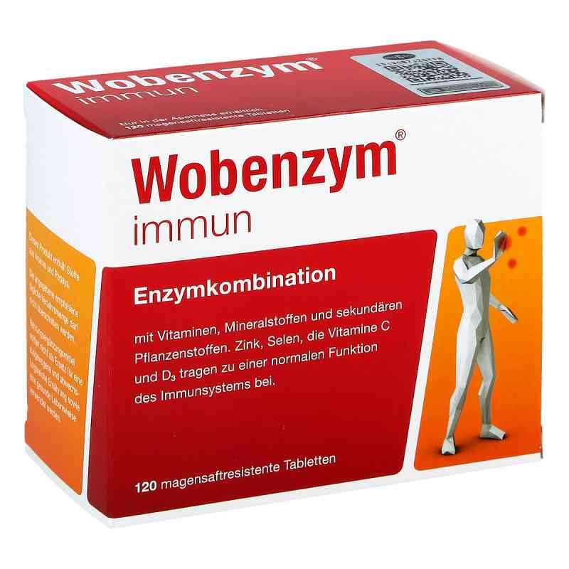 Wobenzym immun Tabletten  bei apo-discounter.de bestellen
