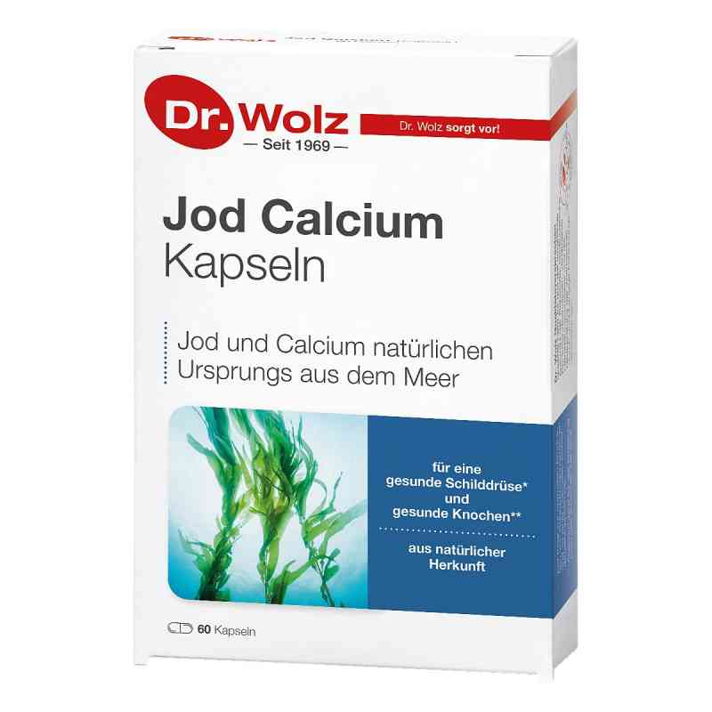 Jod Calcium Kapseln Doktor wolz  bei apo-discounter.de bestellen