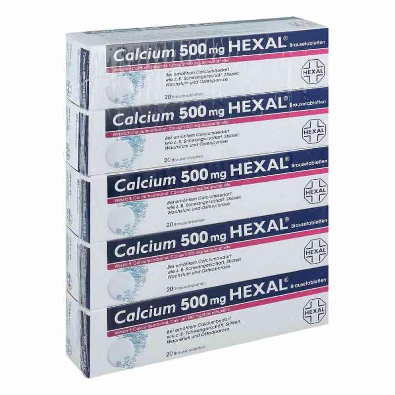 Calcium 500mg HEXAL  bei apo-discounter.de bestellen