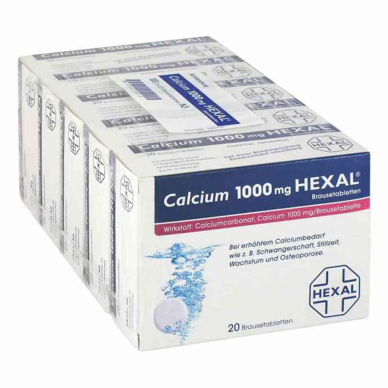 Calcium 1000mg HEXAL  bei apo-discounter.de bestellen