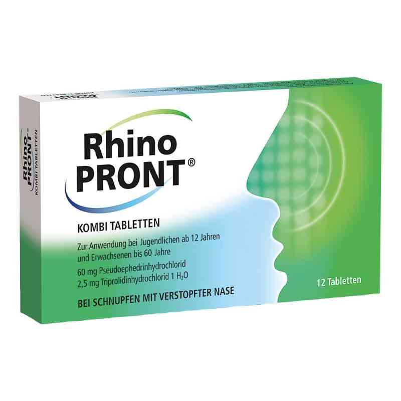 Rhinopront Kombi Tabletten  bei apo-discounter.de bestellen
