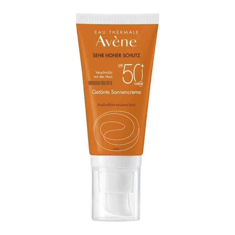 Avene Sunsitive Sonnencreme Spf 50+getönt  bei apo-discounter.de bestellen