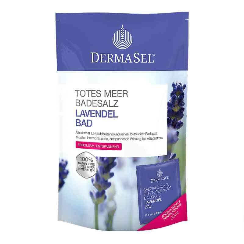 Dermasel Totes Meer Badesalz+Lavendel Spa  bei apo-discounter.de bestellen
