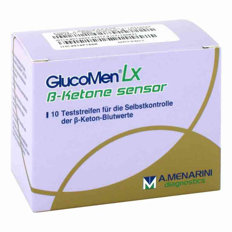 Glucomen Lx Plus Ketone Sensor Teststreifen  bei apo-discounter.de bestellen