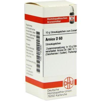 Arnica D 60 Globuli  bei apo-discounter.de bestellen