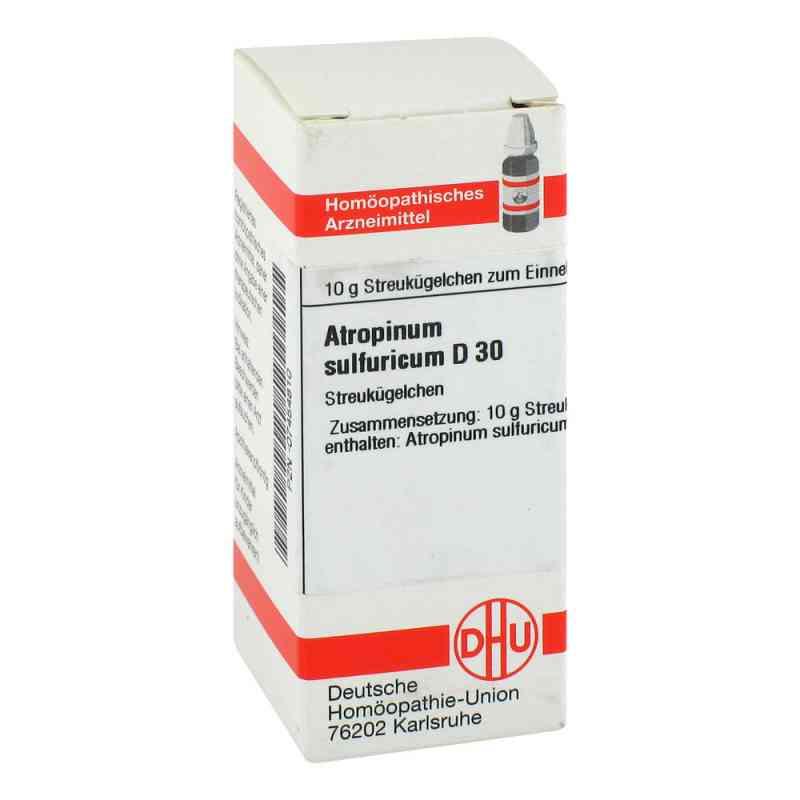 Atropinum Sulfuricum D 30 Globuli  bei apo-discounter.de bestellen