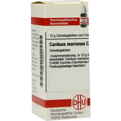 Carduus Marianus C 200 Globuli  bei apo-discounter.de bestellen