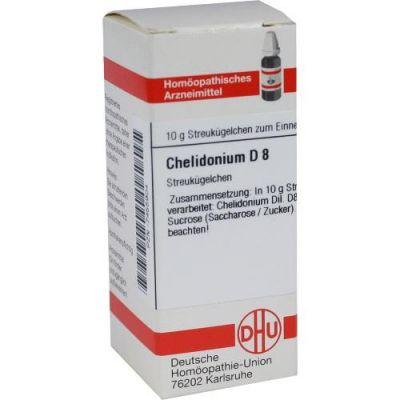 Chelidonium D 8 Globuli  bei apo-discounter.de bestellen