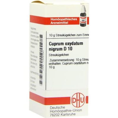 Cuprum Oxyd nigr. D 10 Globuli  bei apo-discounter.de bestellen