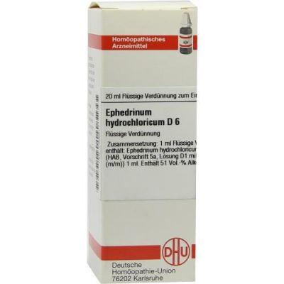 Ephedrinum Hydrochl. D6 Dilution  bei apo-discounter.de bestellen