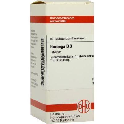 Haronga D3 Tabletten  bei apo-discounter.de bestellen