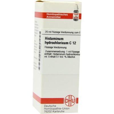 Histaminum Hydrochloricum C12 Dilution  bei apo-discounter.de bestellen