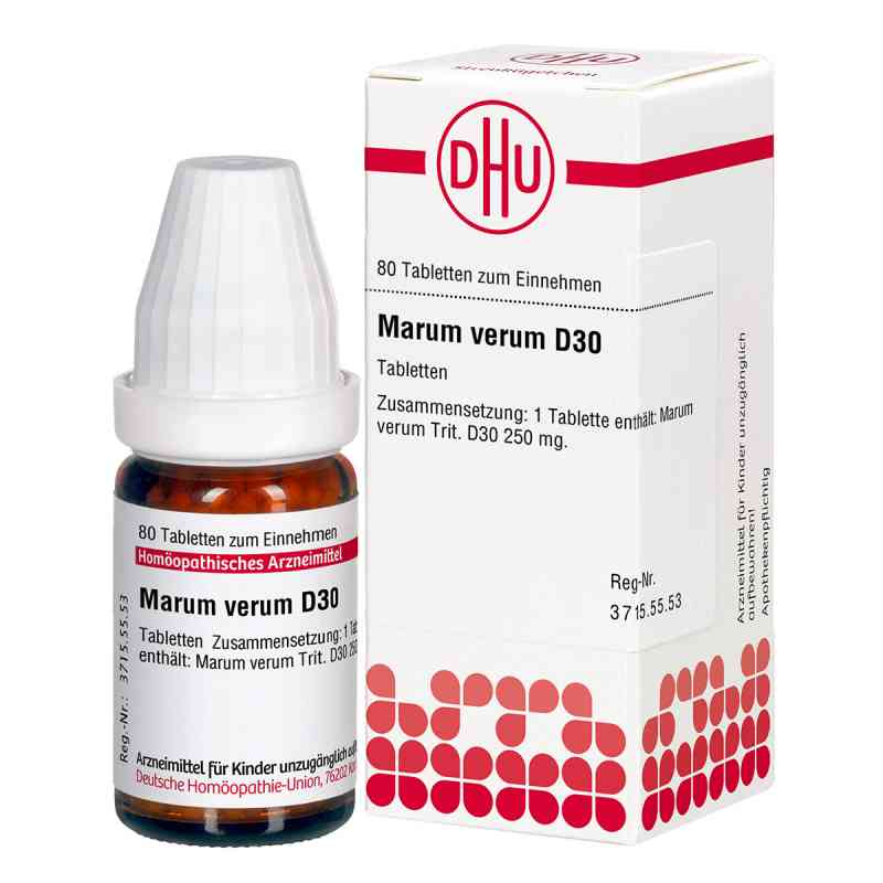 Marum Verum D30 Tabletten  bei apo-discounter.de bestellen