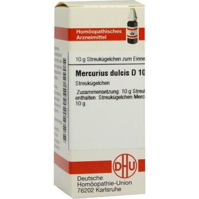 Mercurius Dulcis D 10 Globuli  bei apo-discounter.de bestellen