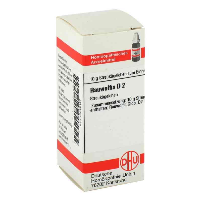 Rauwolfia D 2 Globuli  bei apo-discounter.de bestellen