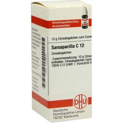 Sarsaparilla C 12 Globuli  bei apo-discounter.de bestellen