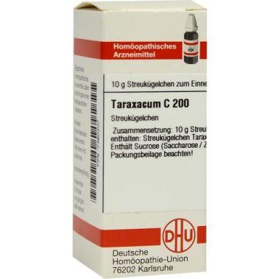 Taraxacum C 200 Globuli  bei apo-discounter.de bestellen