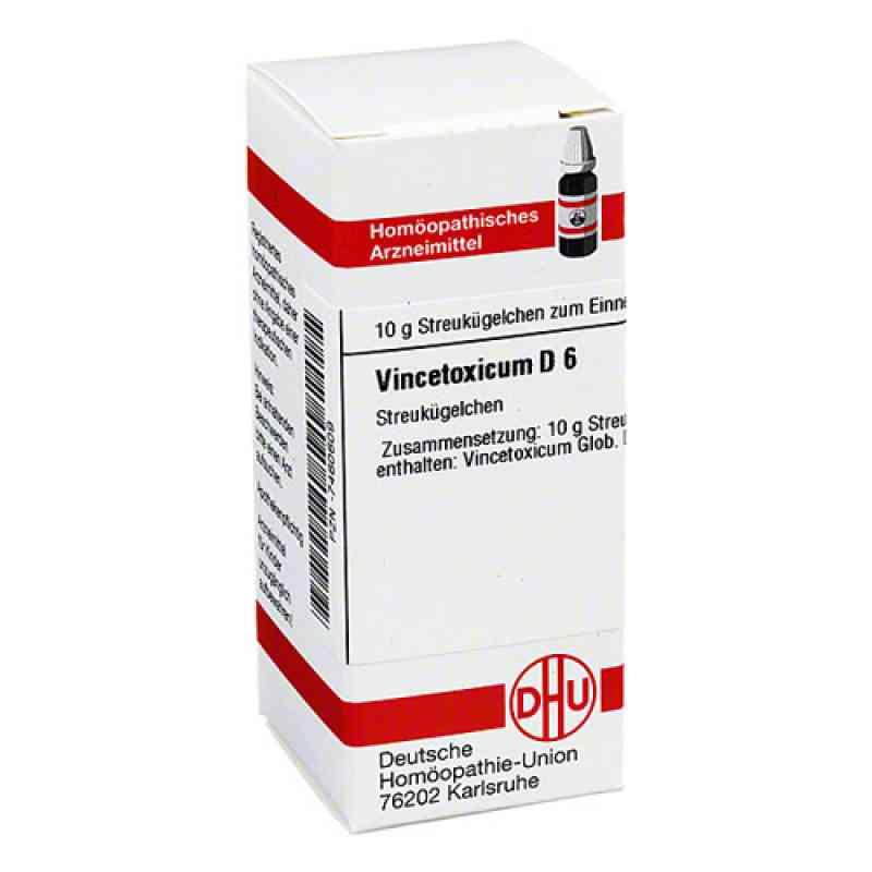Vincetoxicum D 6 Globuli  bei apo-discounter.de bestellen