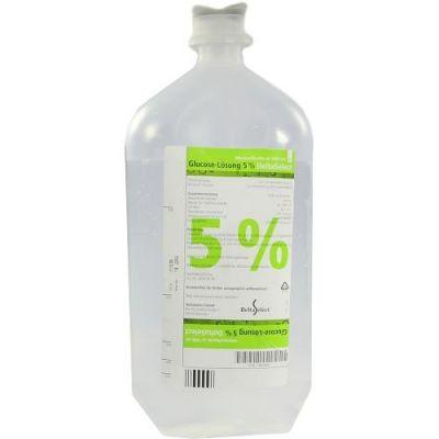 Glucose 5% Alleman Plastikflasche   bei apo-discounter.de bestellen