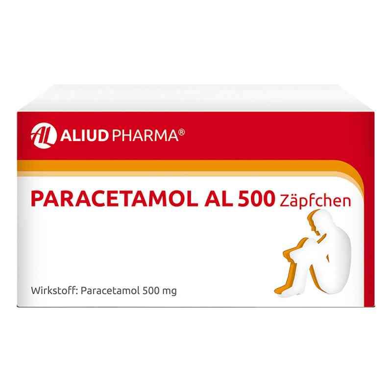 Paracetamol AL 500  bei apo-discounter.de bestellen