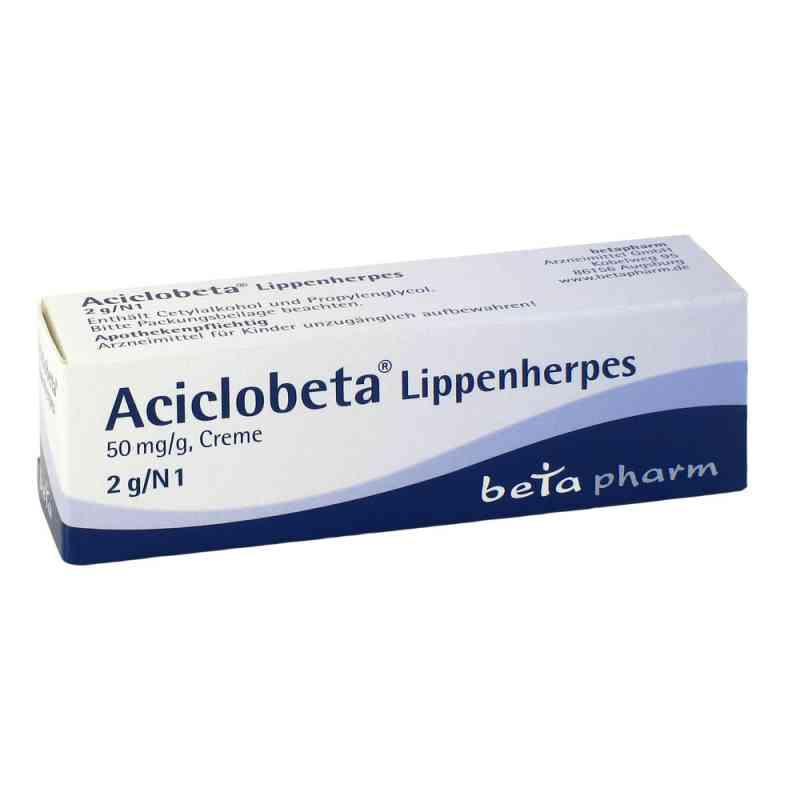Aciclobeta Lippenherpes  bei apo-discounter.de bestellen