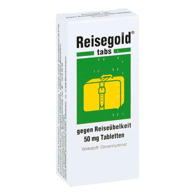 Reisegold tabs gegen Reiseübelkeit bei apo-discounter.de bestellen