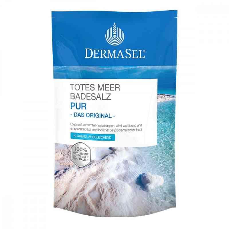 Dermasel Totes Meer Badesalz Pur  bei apo-discounter.de bestellen