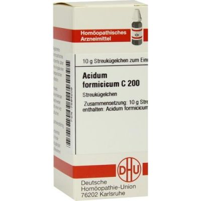 Acidum Formicicum C 200 Globuli  bei apo-discounter.de bestellen