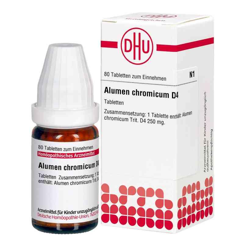 Alumen Chromic. D4 Tabletten  bei apo-discounter.de bestellen