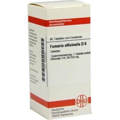 Fumaria Offic. D6 Tabletten  bei apo-discounter.de bestellen