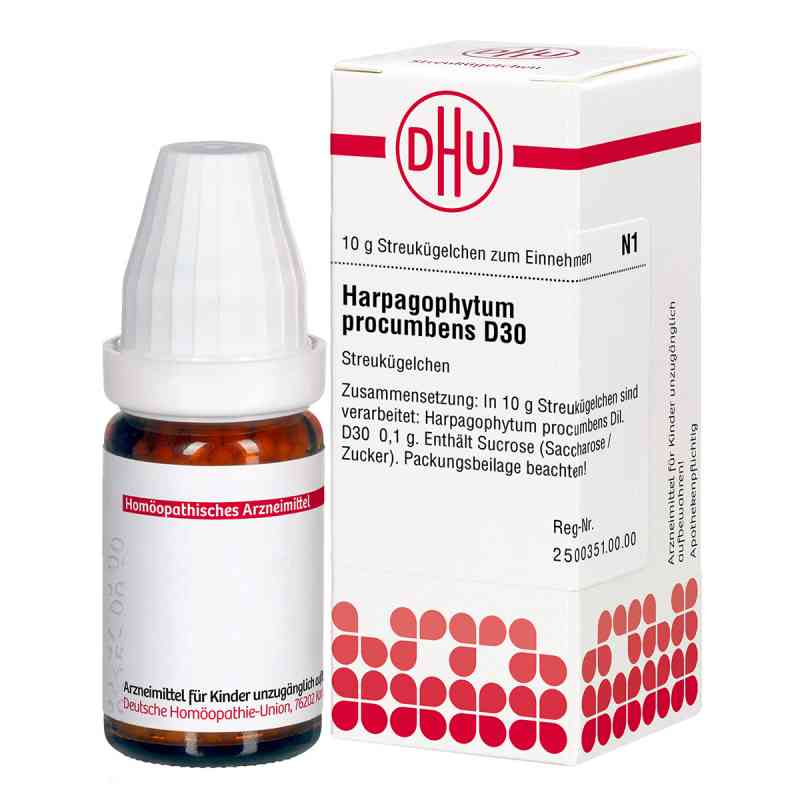 Harpagophytum Proc. D 30 Globuli  bei apo-discounter.de bestellen
