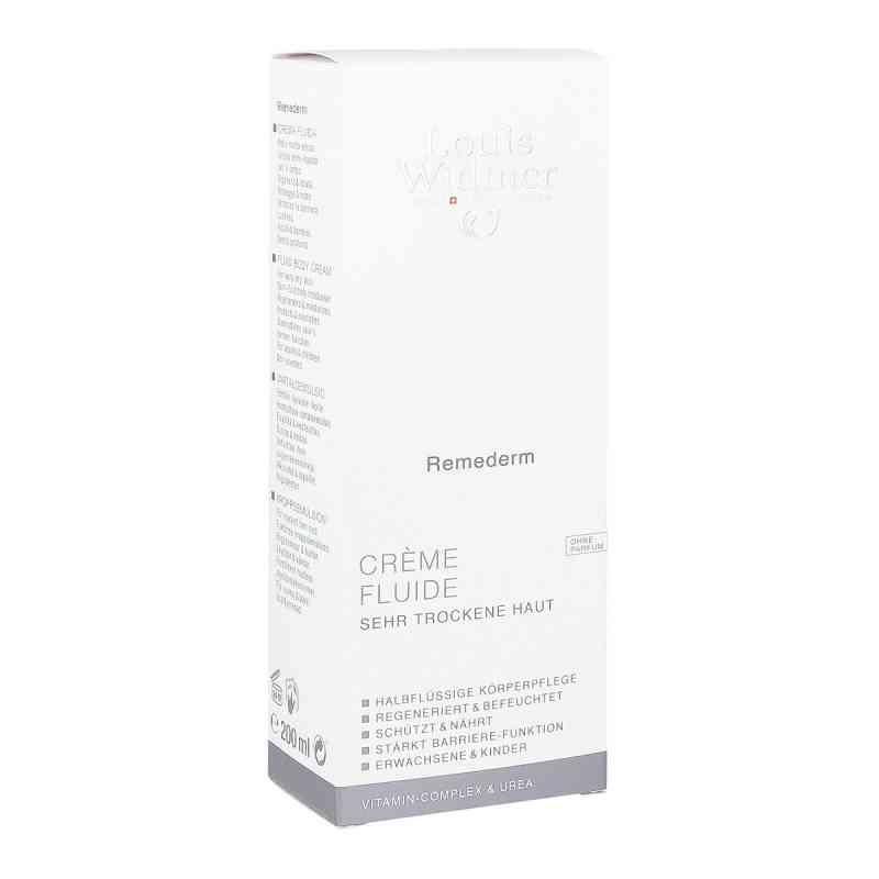 Widmer Remederm Creme Fluide unparfümiert  bei apo-discounter.de bestellen