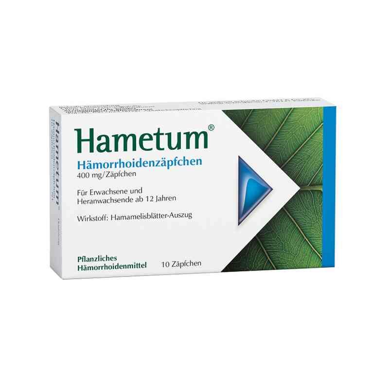 Hametum Hämorrhoidenzäpfchen  bei apo-discounter.de bestellen