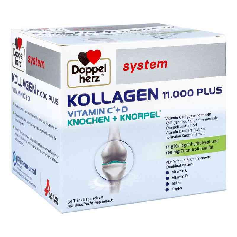 Doppelherz Kollagen 11000 Plus system Ampullen  bei apo-discounter.de bestellen