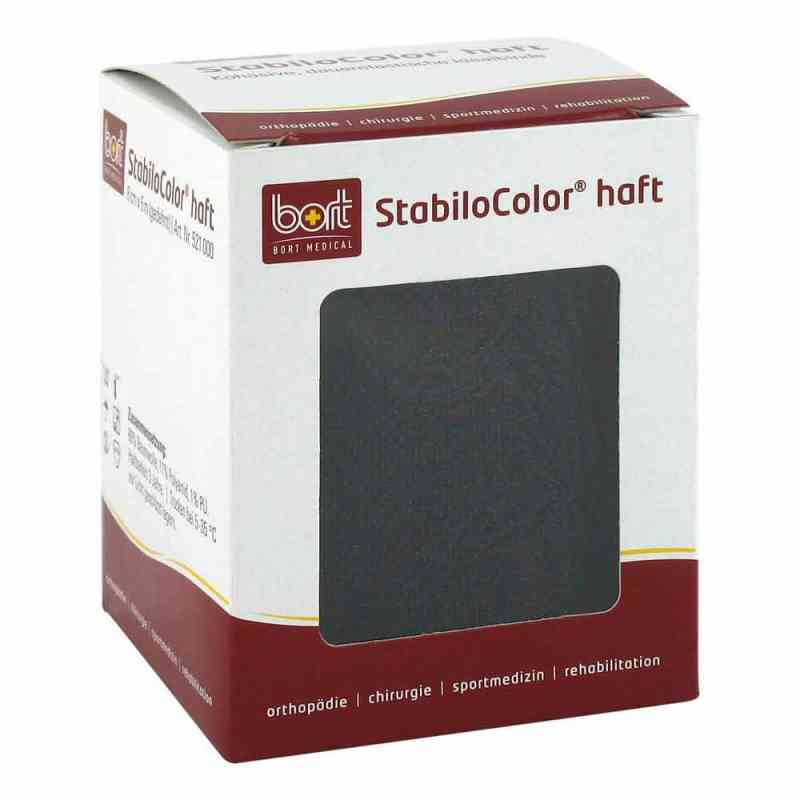 Bort Stabilocolor haft Binde 8cm schwarz  bei apo-discounter.de bestellen