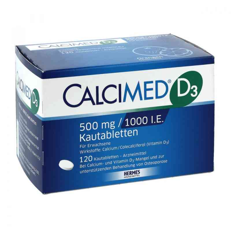 Calcimed D3 500mg/1000 internationale Einheiten  bei apo-discounter.de bestellen