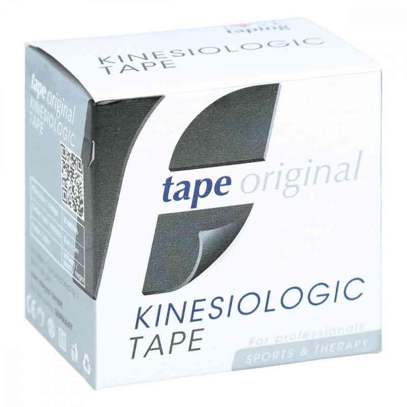 Kinesio Tape Original schwarz Kinesiologic  bei apo-discounter.de bestellen