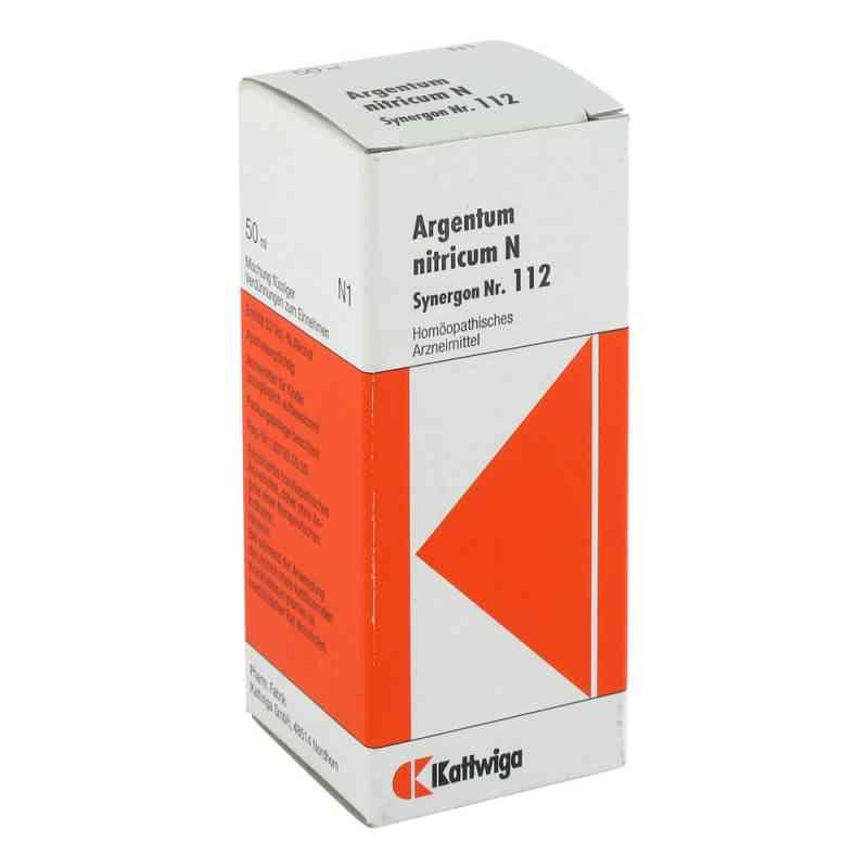 Synergon 112 Argentum nitricum N Tropfen  bei apo-discounter.de bestellen