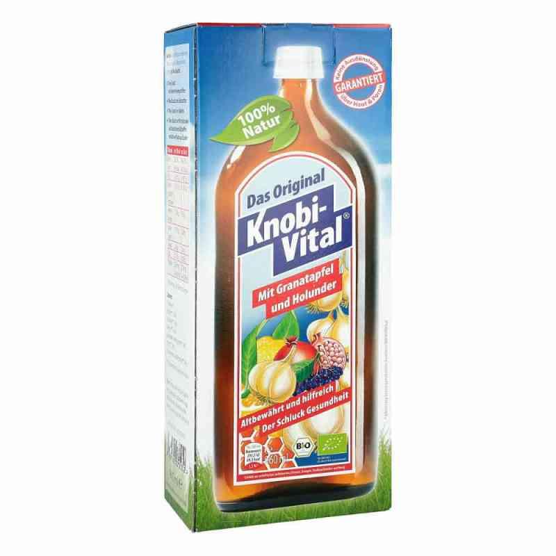 Knobivital mit Granatapfel+holunder Bio  bei apo-discounter.de bestellen