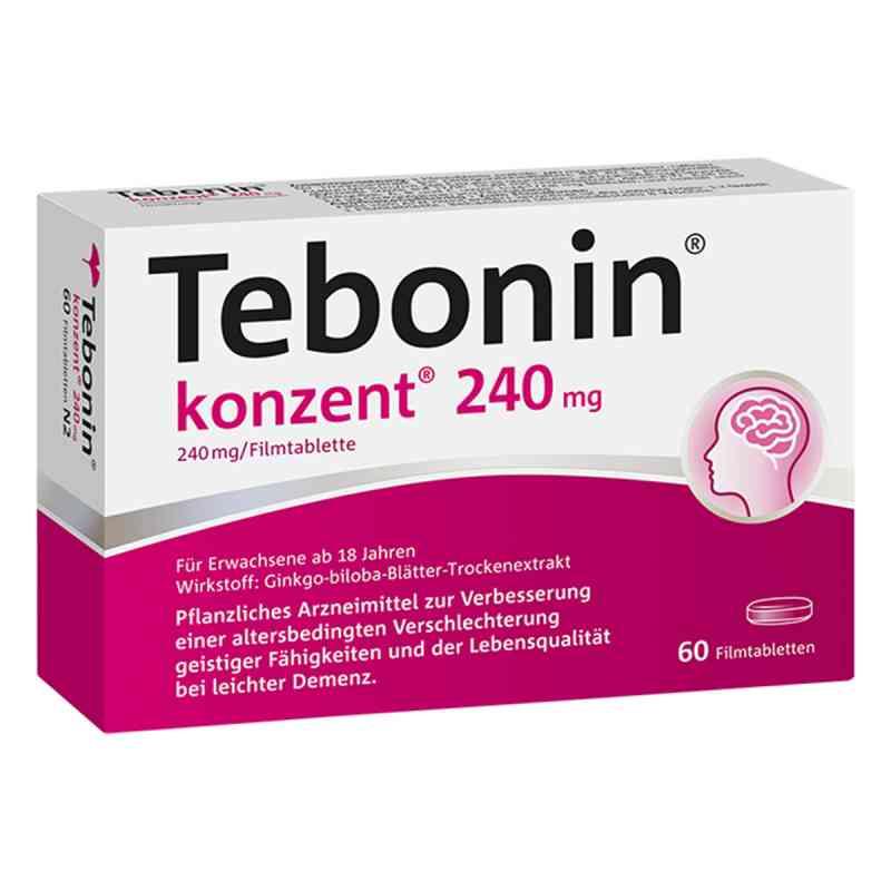 Tebonin konzent 240mg  bei apo-discounter.de bestellen
