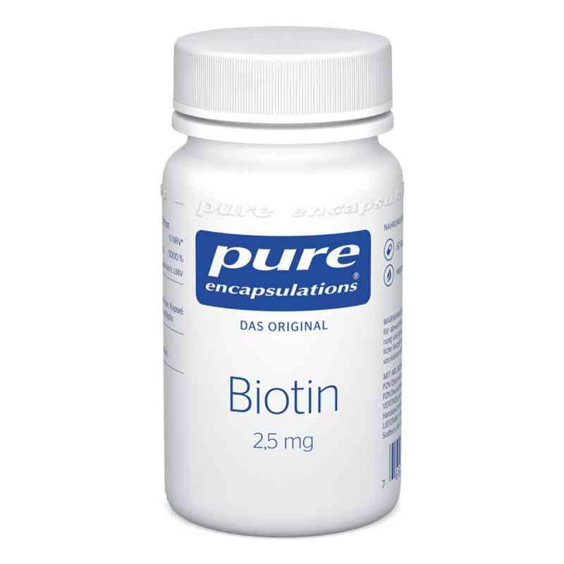 Pure Encapsulations Biotin 2,5 mg Kapseln  bei apo-discounter.de bestellen