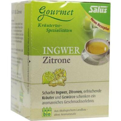 Ingwer Zitrone Tee Salus Filterbeutel  bei apo-discounter.de bestellen