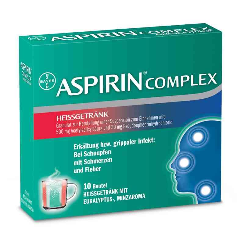 ASPIRIN COMPLEX HEISSGETRÄNK  bei apo-discounter.de bestellen